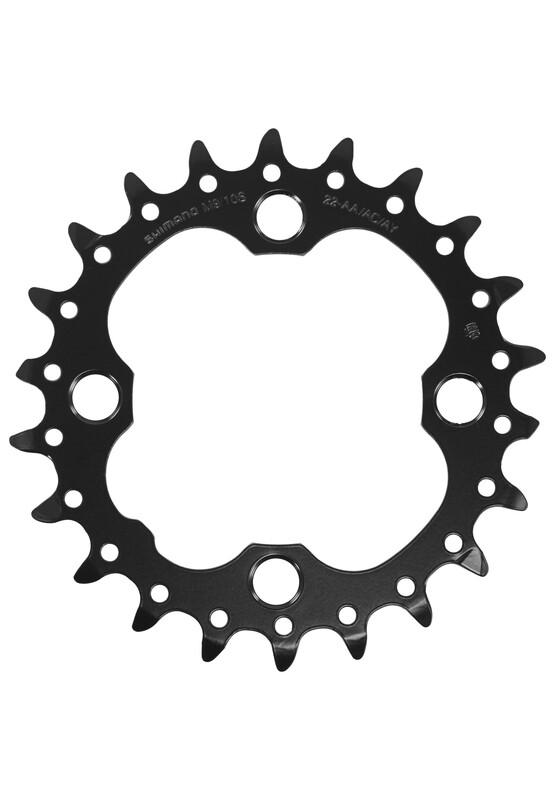 SLX FC-M660 Kettenblatt schwarz Kettenblätter