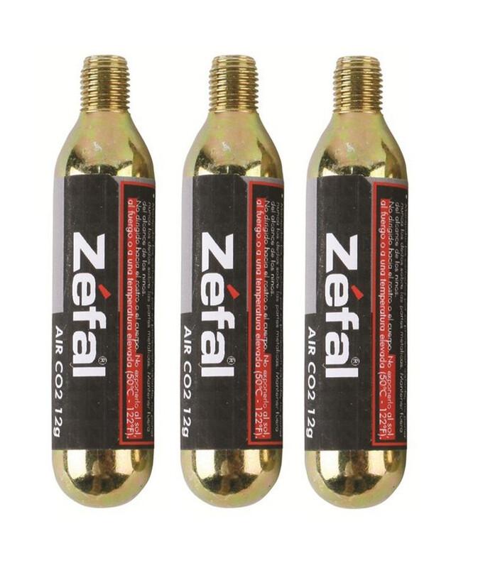 12g CO2-Kartuschen 3er Pack Zubehör Pumpen