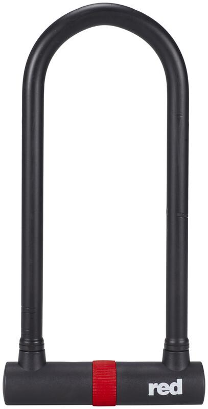 Secure U-Lock Bügelschloss schwarz Bügelschlösser