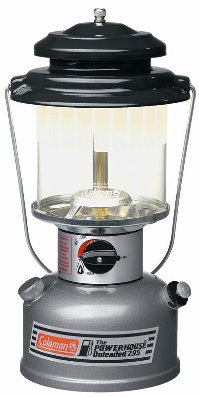 Powerhouse Lantern Campinglampen