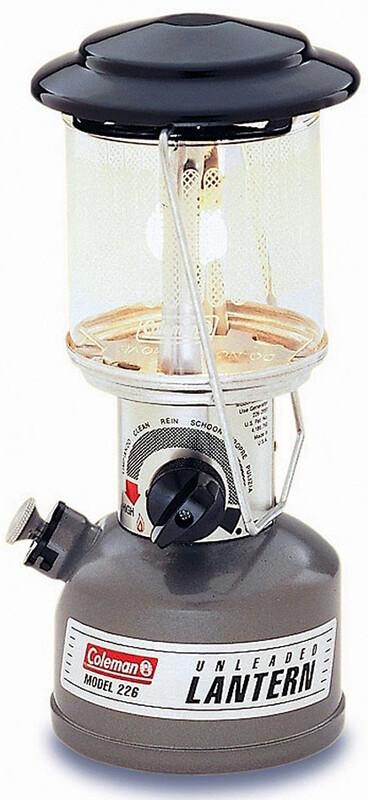 Compact Lantern Campinglampen
