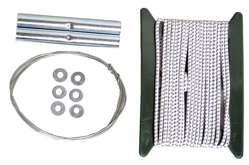 Zeltgestänge Reparatur Set Zeltpflege & -reparatur