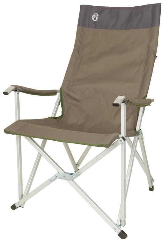 Sling Chair green Campingstühle