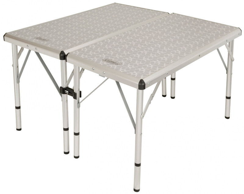 6 in 1 Camping Table Campingtische