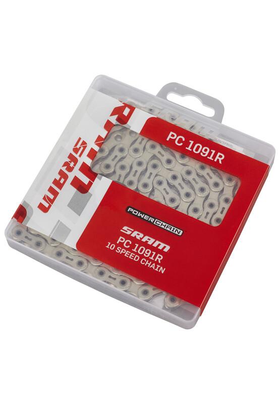 PC-1091R Kette Power Chain silber Ketten