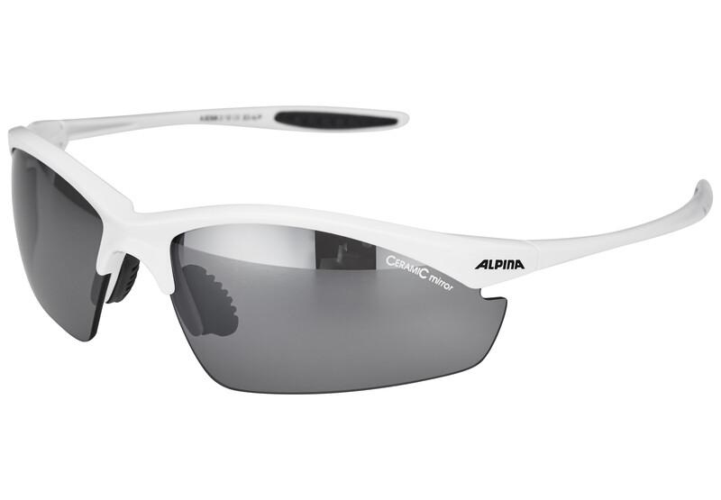 Tri-Effect Sonnenbrille weiß Accessories