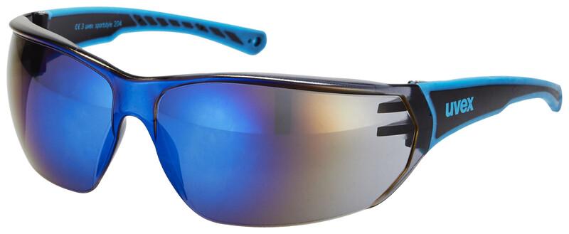 sportstyle 204 Brille blue/mirror blue Brillen