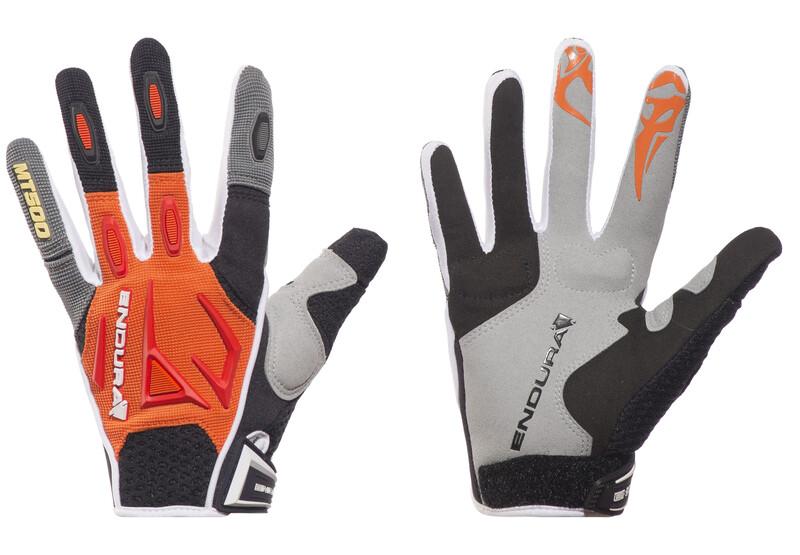 MT500 Handschuh Orange XS Handschuhe