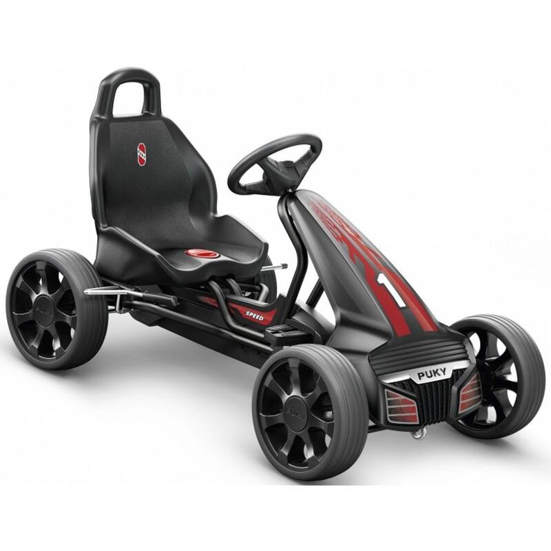 F 550 GoKart schwarz Kinderfahrräder