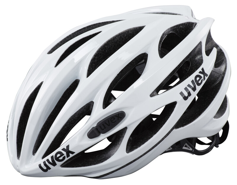 race 1 Helm white 55-59 cm Fahrradhelme