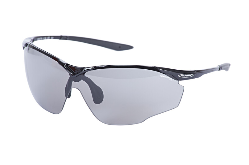 Splinter Shield VL Brille black/black Brillen