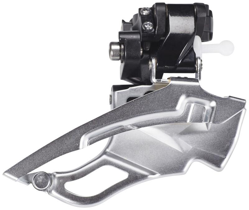 Deore Trekking FD-T611 Umwerfer 3x10-fach schwarz MTB Umwerfer