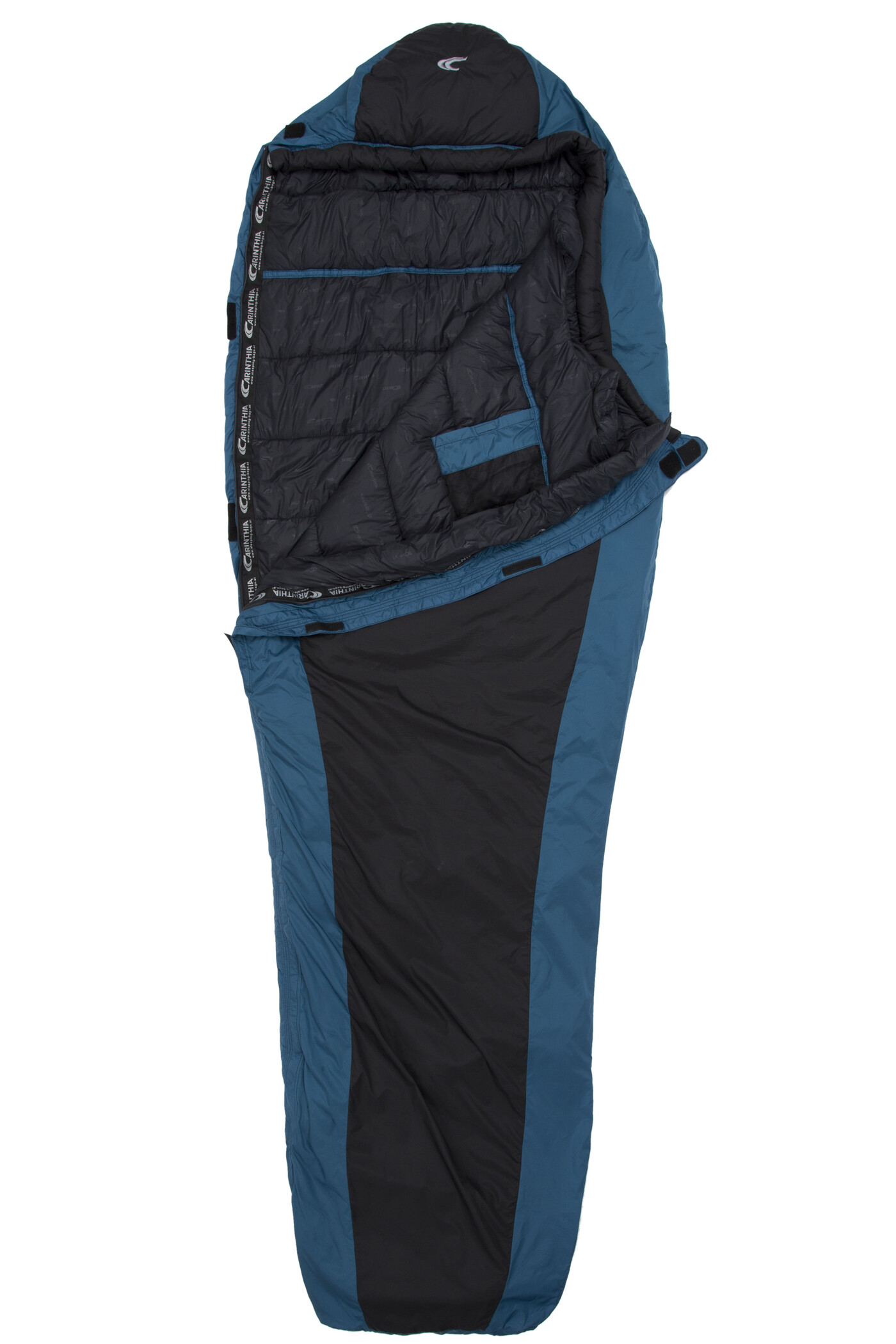 Carinthia Lite 850 Large blue/black