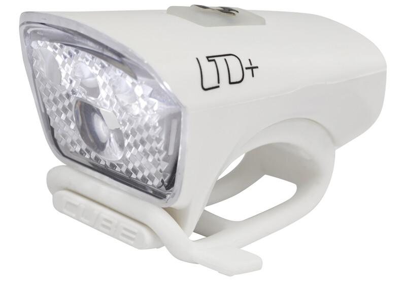 LTD+ white LED Frontscheinwerfer weiß Stecklampen