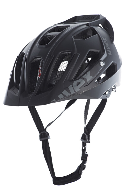 quatro pro Helm black mat 53-57 cm Bike Helme