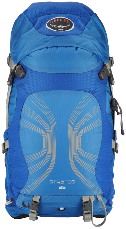Stratos 26 Backpack Men Harbour Blue Daypacks
