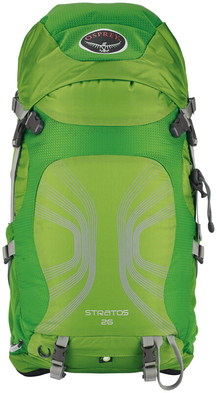 Stratos 26 Backpack Men Pine Green Daypacks