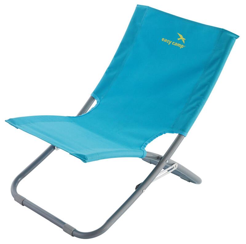 Wave Folding Chair blue Campingstühle