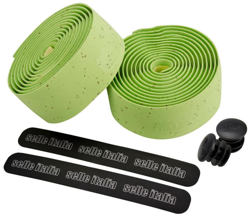 Smootape Corsa Lenkerband Eva Gel 2,5 mm grün Lenkerbänder