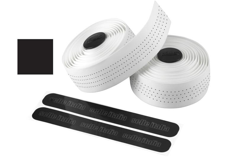 Smootape Classica Lenkerband Leder Gel 2,5 mm schwa Lenkerbänder