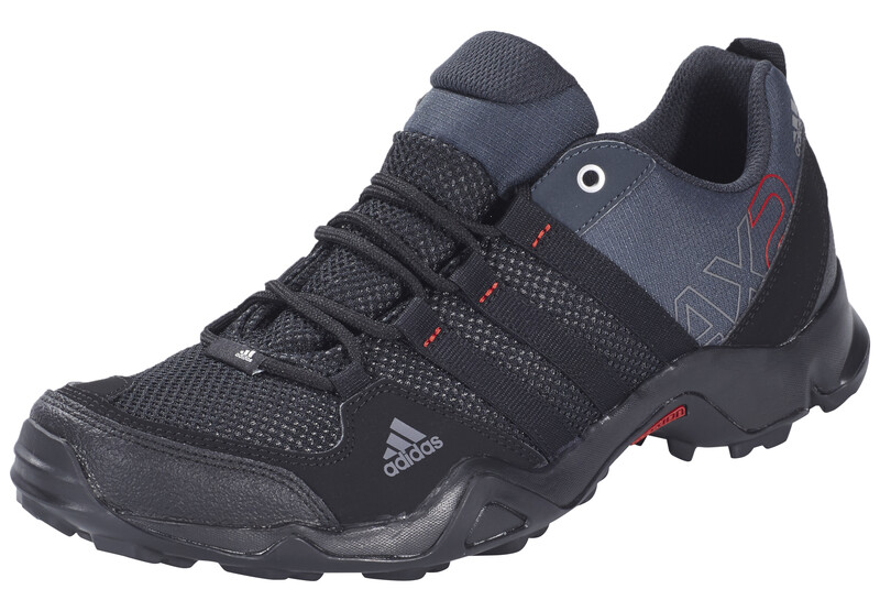 AX2 Shoes Men dark grey/core black/scarlet 46 Trekkingschuhe