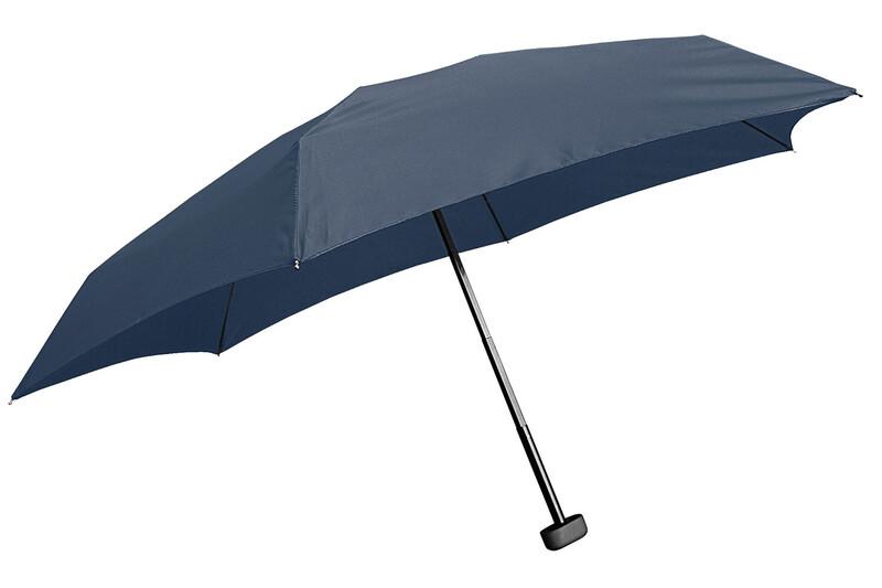 Dainty Regenschirm marineblau Regenschirme