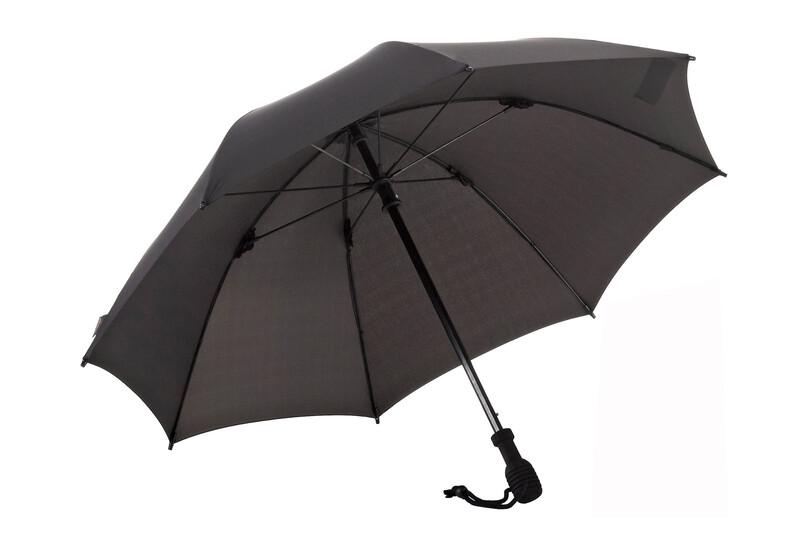 birdiepal octagon Regenschirm schwarz Regenschirme