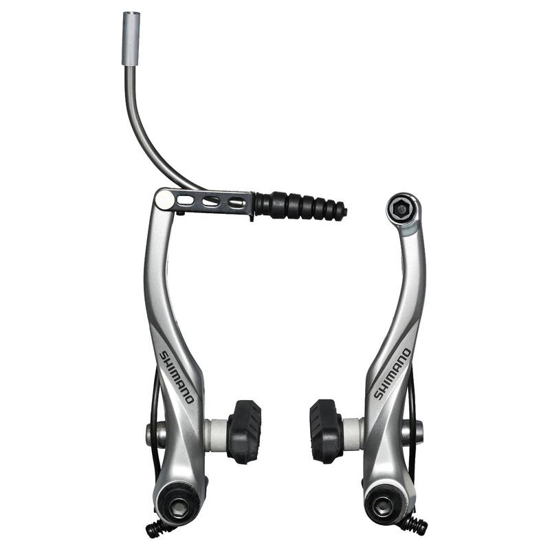 Alivio BR-T4000 Bremse HR V-Brake silber V-Bremsen