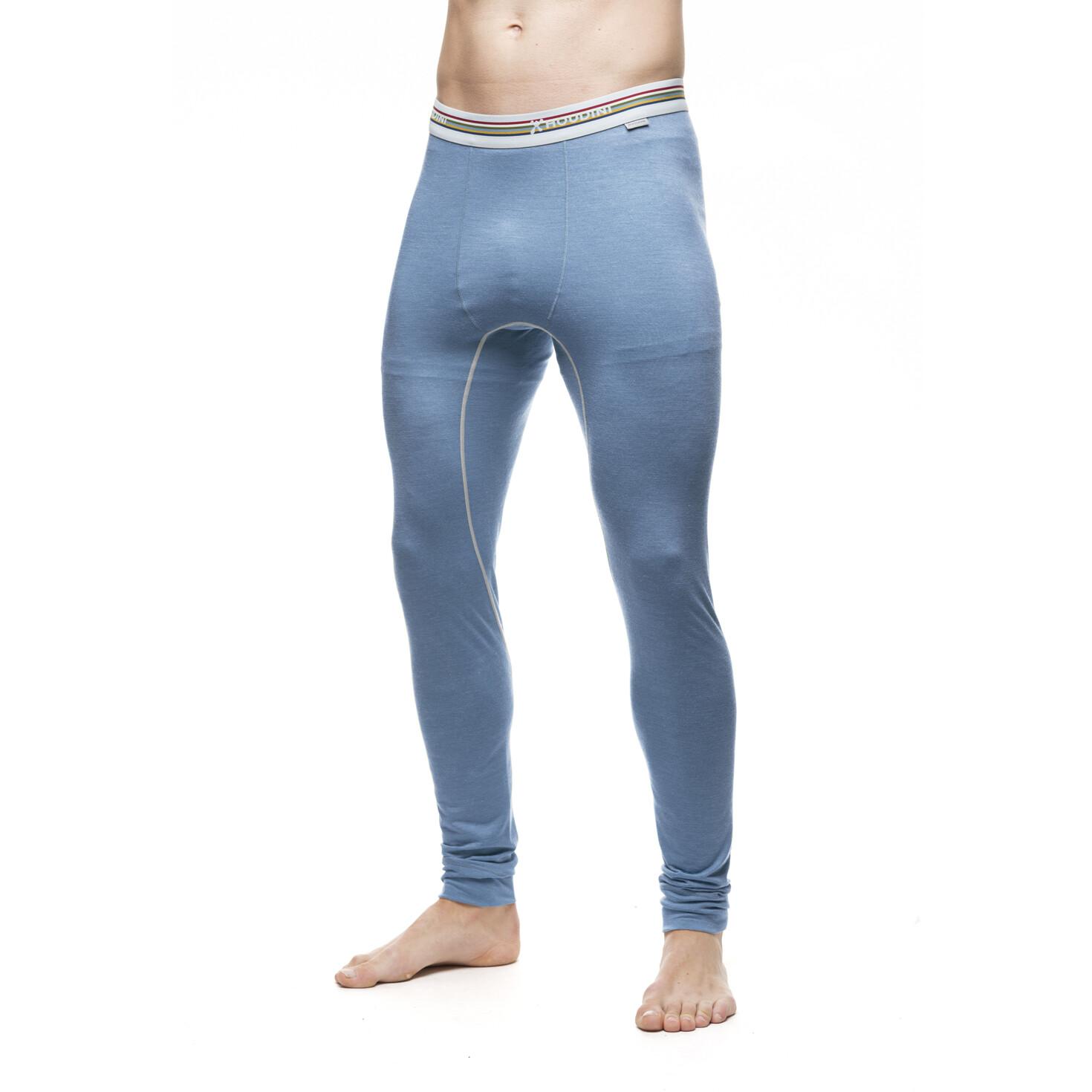 Houdini Airborn Tights Men blue ridge S outdoorunterwäsche~outdoor unterwäsche~unterwäsche~unterwäsche merino~unterwäsche merinowolle