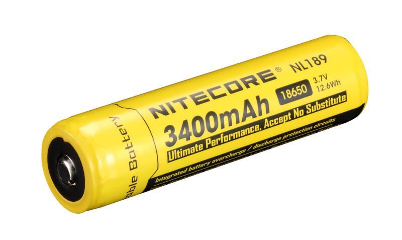 18650 Akku 3400mAh Zubehör Stromversorgung