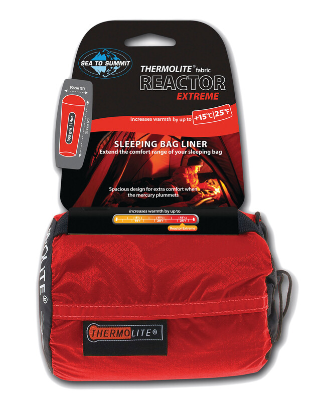 Thermo Reactor Extreme Liner red Inletts