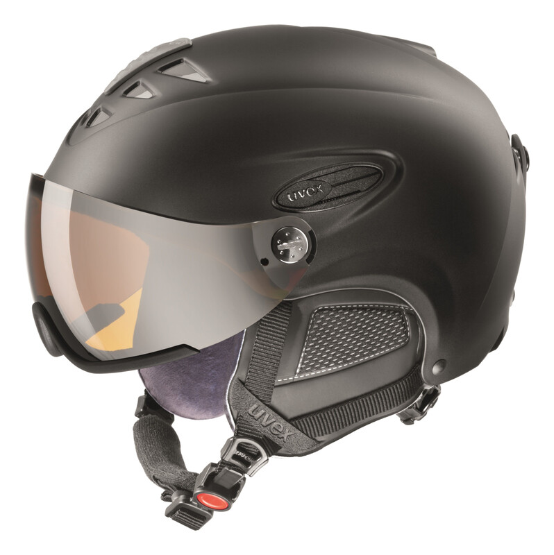 hlmt 300 Helmet black mat Ski- & Snowboardhelme