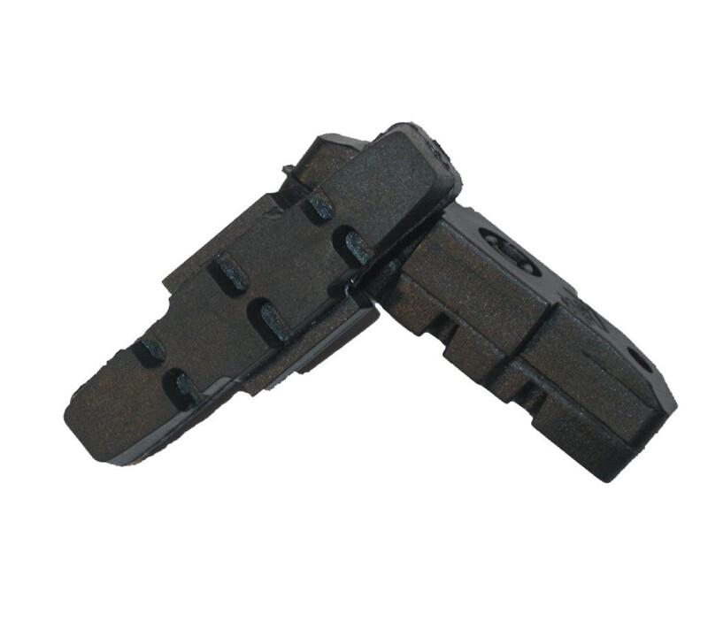 HS33 Ersatzgummi für Bremsbeläge Felgenbremsbeläge