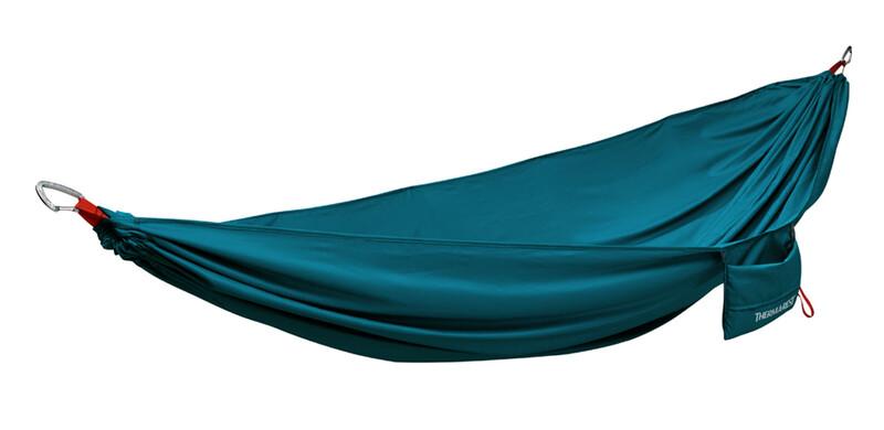 Slacker Hammock Single lake blue Hängematten & -stühle