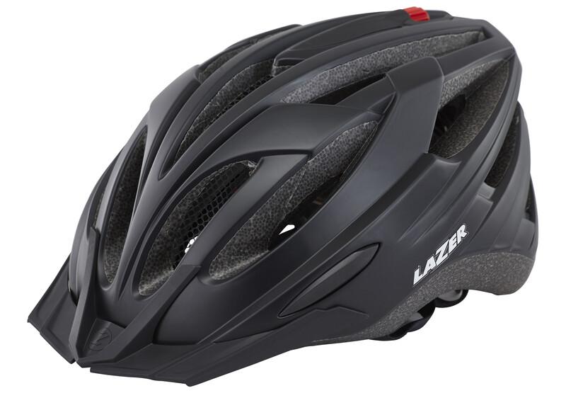 Vandal Helm schwarz matt 55-61 cm Mountainbike Helme
