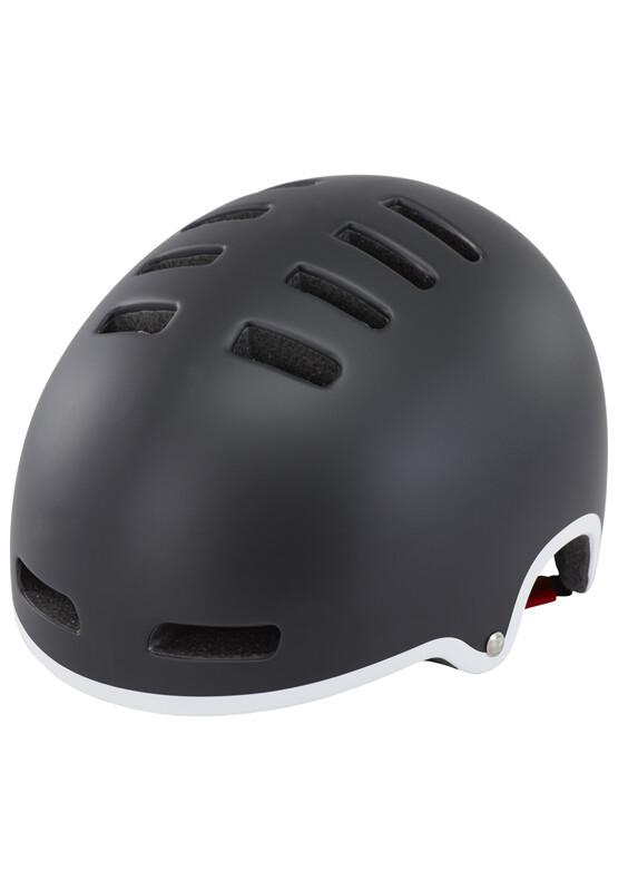 Armor Helm schwarz matt 58-61 cm BMX & Dirt Helme