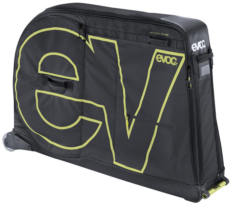 Bike Travel Bag Pro 280 L black Fahrradkoffer & Transporttaschen