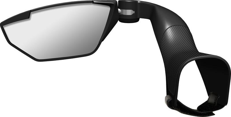 Eyelink Spiegel schwarz Fahrradspiegel