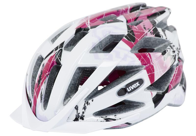 air wing Helm Junior white-pink 52-57 cm Mountainbike Helme