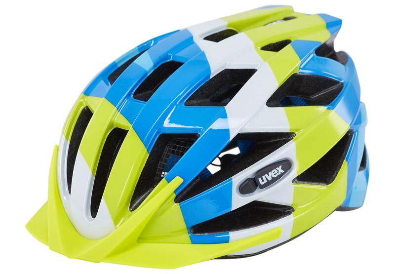 air wing Helm Junior blue-green 52-57 cm Mountainbike Helme
