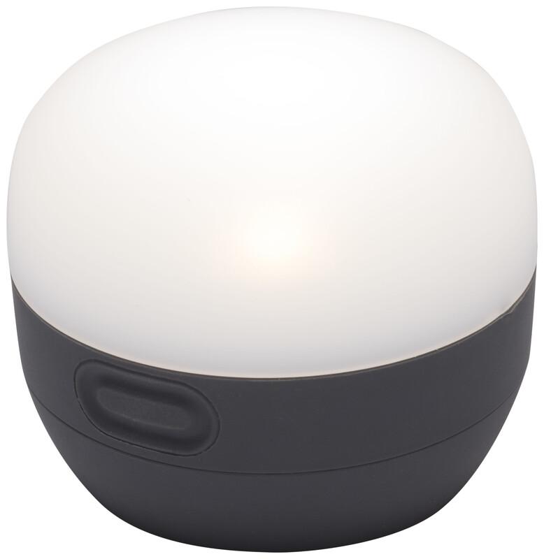 Moji Lantern graphite Campinglampen