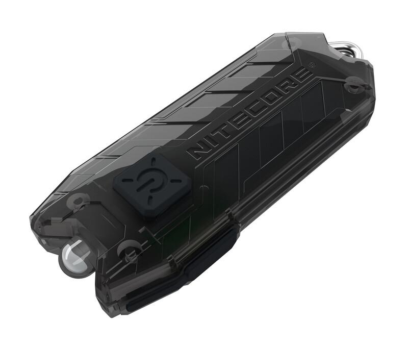 Tube Pocket schwarz Taschenlampen