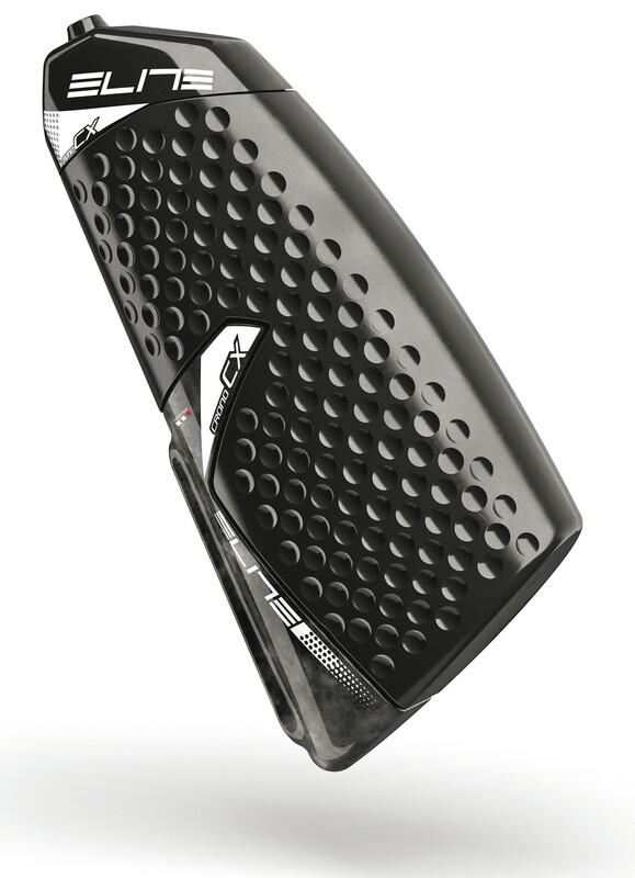 Kit Crono CX Trinkflasche mit Carbon Halter 500ml schwarz Flaschen & Halter