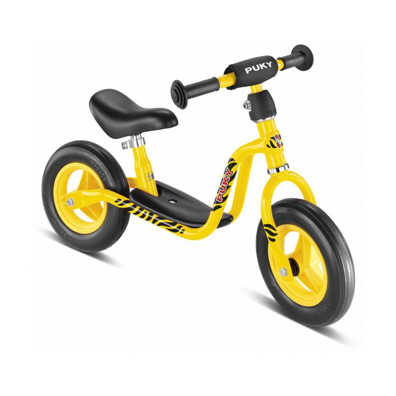 LR M Laufrad gelb Kinderfahrräder