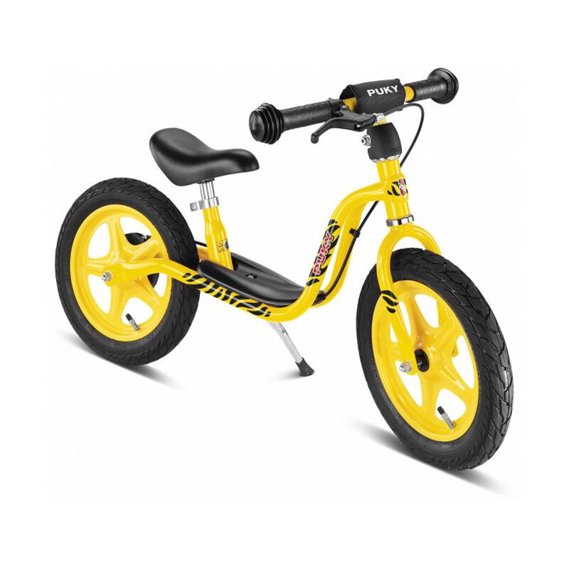 LR 1L BR Laufrad gelb Kinderfahrräder