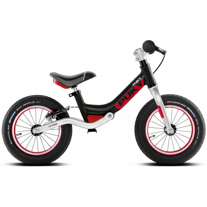LR Ride Laufrad schwarz Kinderfahrräder