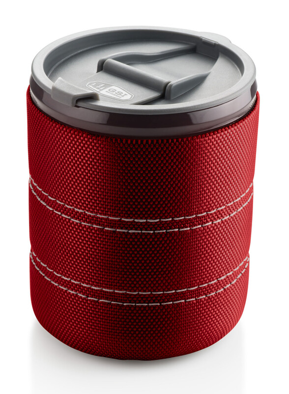 Infinity Backpacker Mug red Thermosflaschen