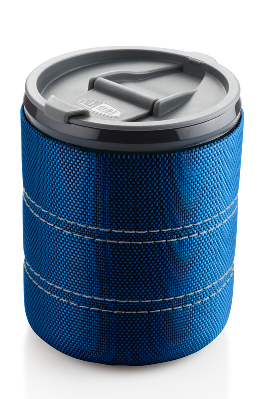 Infinity Backpacker Mug blue Thermosflaschen