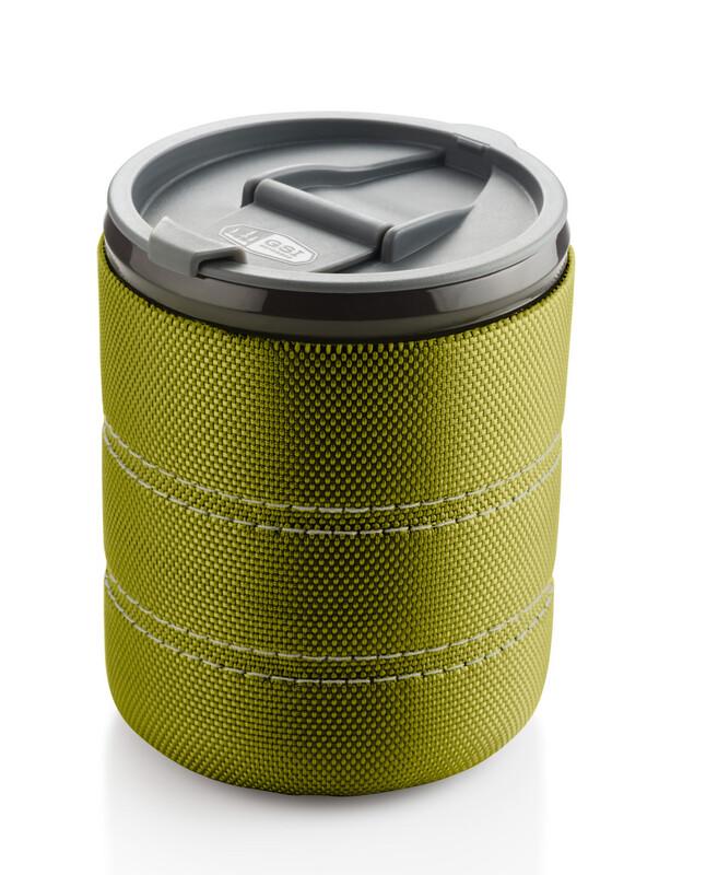 Infinity Backpacker Mug green Thermosflaschen