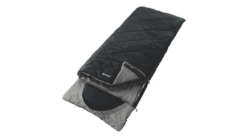 Contour Sleeping Bag black Schlafsäcke